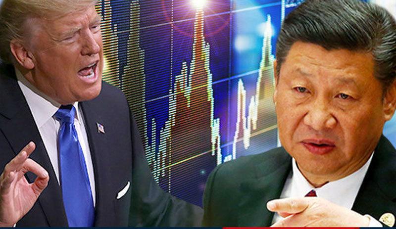 Donald Trump,cuộc chiến thương mại,chiến tranh thương mại,thị trường chứng khoán,chứng khoán thế giới,tỷ phú USD,Bill Gates,Warren Buffet,Dow Jones