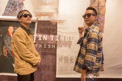 Chồng hot girl Trâm Anh và Mr.A khoe thời trang cực chất ngày chớm đông