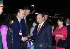 Thủ tướng kết thúc tham dự hội nghị Cấp cao hợp tác Mekong-Nhật Bản