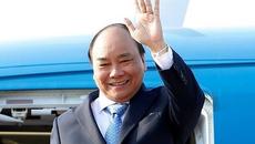 Thủ tướng lên đường dự cuộc gặp các nhà lãnh đạo ASEAN và thăm Indonesia
