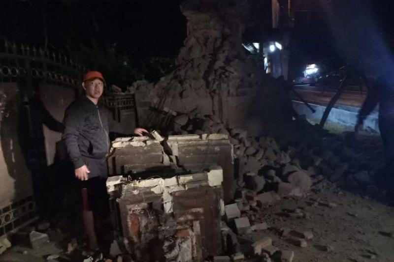 Động đất lại tấn công Indonesia