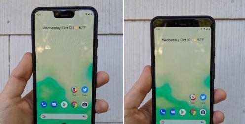 Google Pixel 3 XL có tính năng giúp người dùng giấu tai thỏ