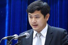 Ông Lê Phước Hoài Bảo xin nghỉ việc để đi học tiến sĩ