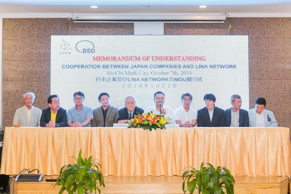 Lina Network triển khai ứng dụng Blockchain cùng đối tác Nhật