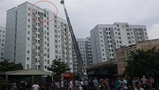 Đà Nẵng: Nổ lớn ở chung cư 12 tầng, dân cư náo loạn