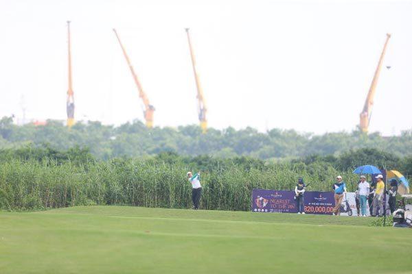 Hội Golf Hải Phòng vô địch giải Các CLB Mở rộng 2018