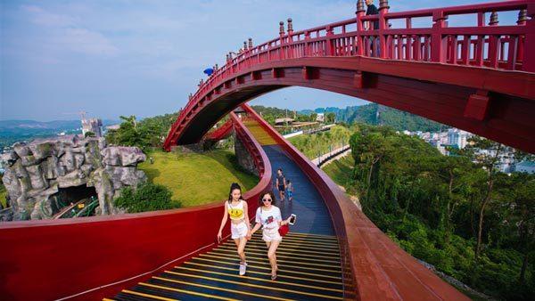 Những điểm check-in ở Quảng Ninh khiến giới trẻ mê mẩn