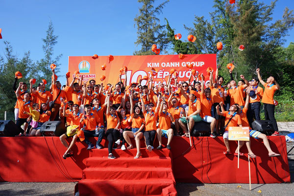 Tinh thần 'chiến binh' của Kim Oanh Group