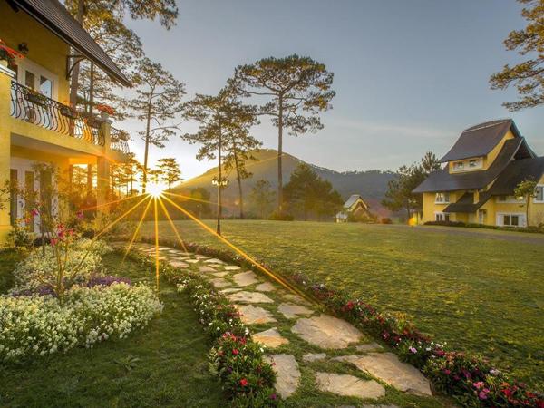 Đà Lạt- Cơ hội 'vàng' đầu tư bất động sản nghỉ dưỡng