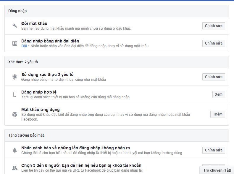 4 việc cần làm ngay khi tài khoản Facebook bị hack