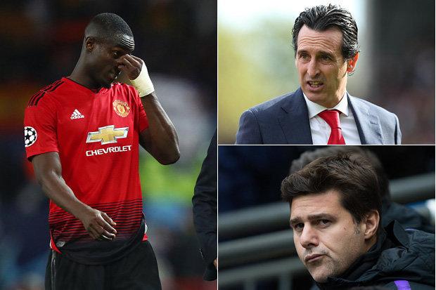 Juventus đánh bật MU giành Ramsey, Bailly được Arsenal săn đón