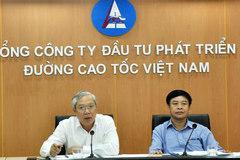 Ổ gà chi chít cao tốc 34.000 tỷ: Bộ trưởng ra tay xử lý