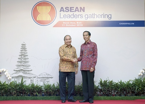 Thủ tướng đề nghị IMF, WB tư vấn cơ chế cảnh báo rủi ro kinh tế vĩ mô cho ASEAN