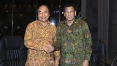 Thủ tướng gặp Tổng thống Philippines