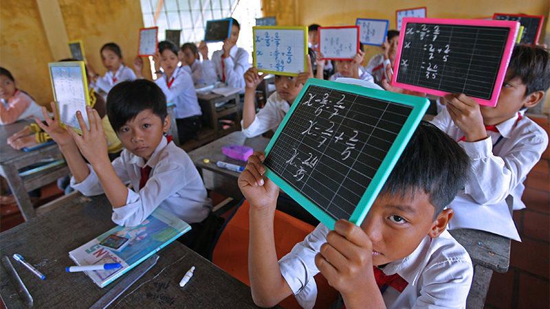 5 năm, ngân sách cho giáo dục tăng 92.500 tỷ đồng
