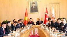 Thổ Nhĩ Kỳ là đối tác hàng đầu của Việt Nam tại Nam Âu-Trung Đông
