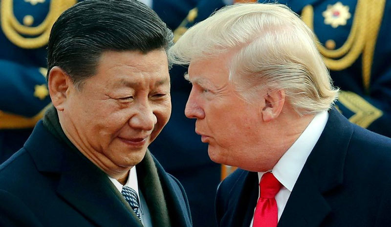 Donald Trump,cuộc chiến thương mại,chiến tranh thương mại,thị trường chứng khoán,chứng khoán thế giới,Dow Jones