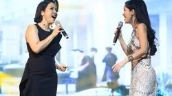 """Mỹ Linh, Hồng Nhung gặp gỡ trong """"Có phải em mùa thu Hà Nội"""""""