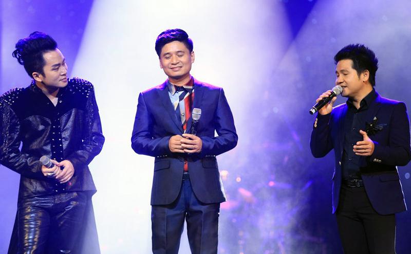 Mỹ Linh, Hồng Nhung gặp gỡ trong 'Có phải em mùa thu Hà Nội'