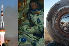 Phi hành gia thoát chết thế nào khi tên lửa gặp sự cố?