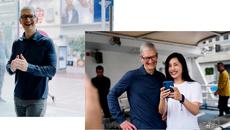 CEO Apple đích thân tới Trung Quốc, cứu vãn doanh số iPhone Xs