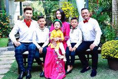 Hà Kiều Anh: Trưa nào chồng tôi cũng về ăn cơm với vợ