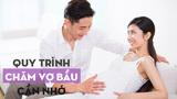 Quy trình chăm vợ bầu cực chuẩn khiến chị em đồng loạt nhắc chồng học hỏi
