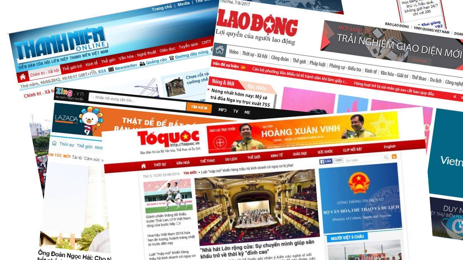 Siết chặt việc giả danh báo điện tử và tỷ lệ tin tiêu cực trên báo chí