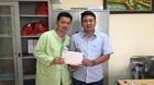 Em Nguyễn Văn Lam bị ung thư xương được bạn đọc giúp đỡ