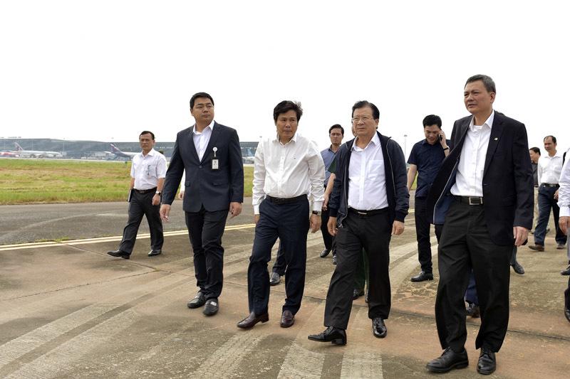 Cần sớm nghiên cứu mở rộng, nâng cấp sân bay Nội Bài