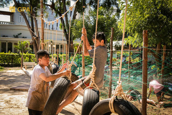 Global Champions 2018: nâng tầm học sinh nhờ những trải nghiệm