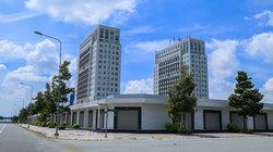 Hoang vắng tại Thành phố mới Bình Dương có vốn đầu tư 'khủng'