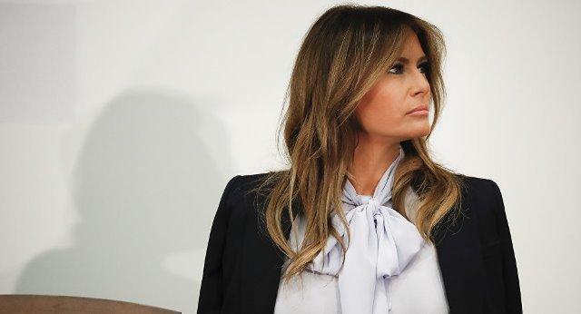 Bà Trump lên tiếng về sự phản bội trong Nhà Trắng