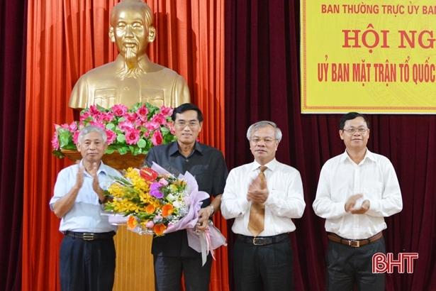 Nhân sự mới TP.HCM, Quảng Ninh, Hà Tĩnh