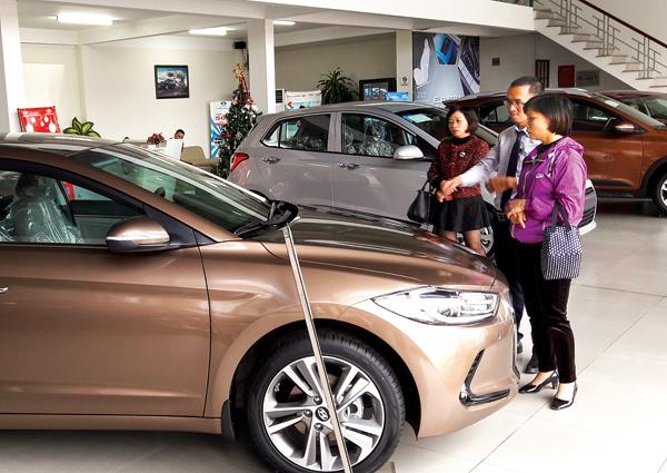 ô tô nhập khẩu,xe nhập khẩu,xe lắp ráp trong nước,thuế nhập khẩu ô tô,thị trường ô tô cuối năm,giá xe 2018