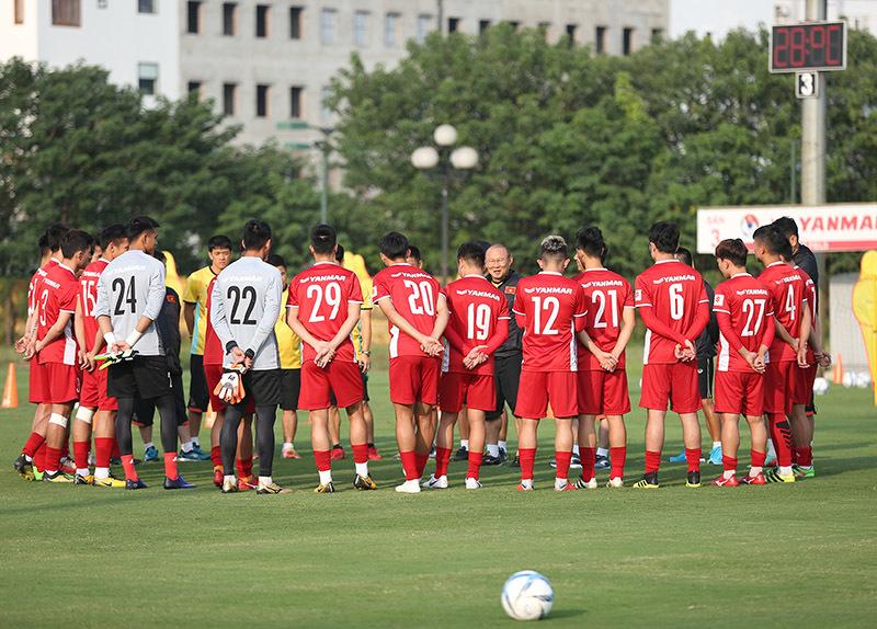 HLV Park Hang Seo công bố danh sách 5 cầu thủ bị loại ngay sau khi về nước