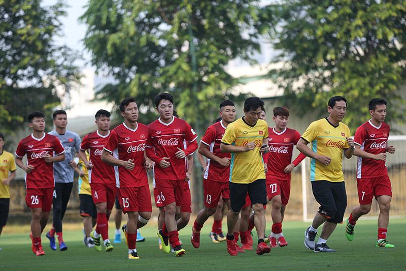 HLV Park Hang Seo: 'Tuyển Việt Nam không còn sợ Thái Lan'