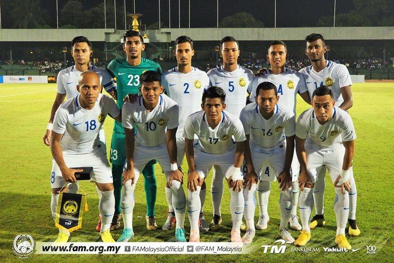 Đối thủ của tuyển Việt Nam thắng to trước AFF Cup