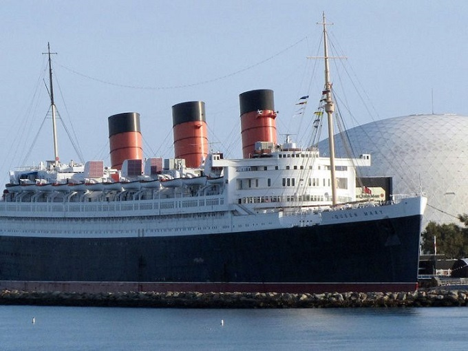 Tàu Queen Mary