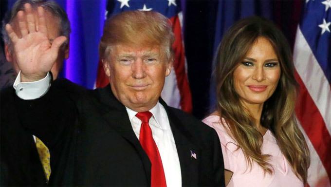 Donald Trump,Mỹ,Đệ nhất phu nhân Mỹ,Melania Trump,ngoại tình