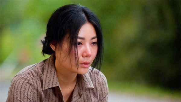 Thanh Hương kiệt sức vì cảnh hiếp dâm tập thể trong 'Quỳnh búp bê'