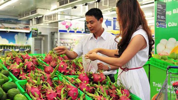 MM Mega Market 'giải cứu' hơn 100 tấn thanh long