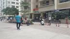 Hà Nội: Nghi nổ súng ở chung cư VOV, người phụ nữ bị thương