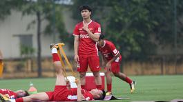 Công Phượng thừa nhận nhiều điểm yếu, khó tranh suất ở tuyển Việt Nam