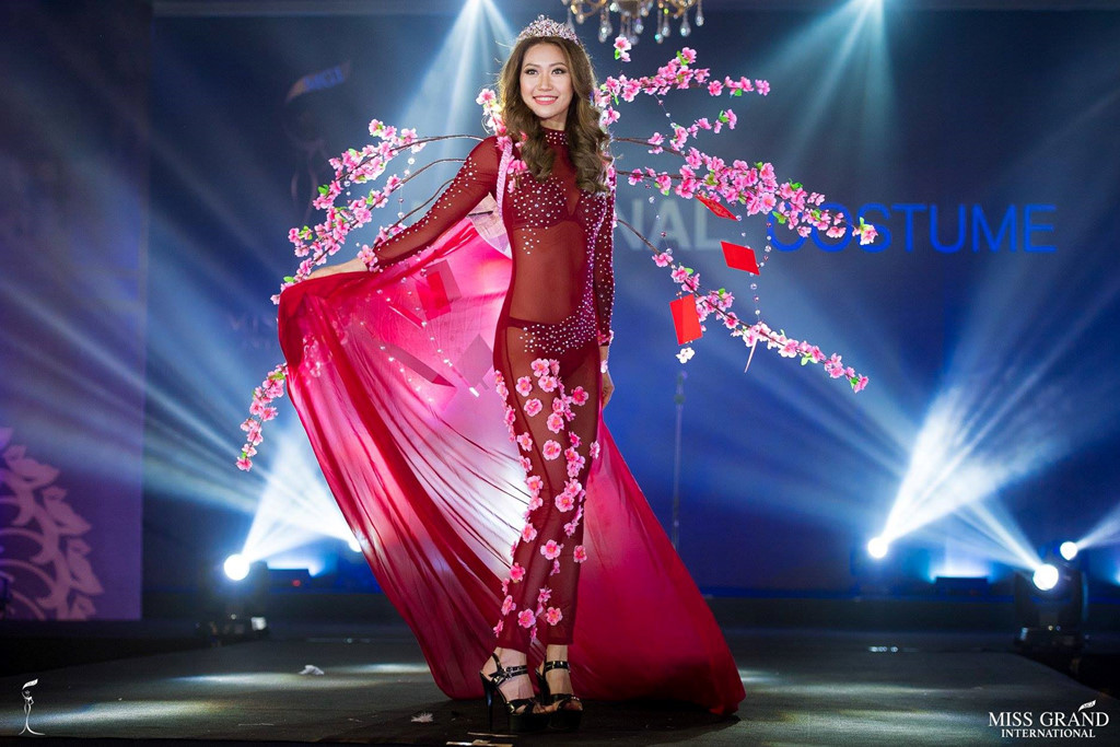 Nhiều đối thủ của Phương Nga bị chê quá xấu tại Miss Grand