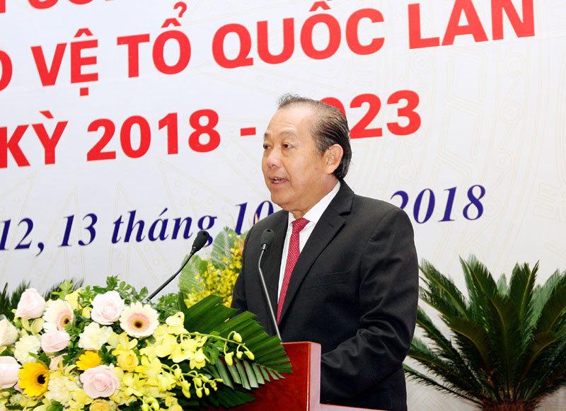Phó Thủ tướng Trương Hòa Bình,Công giáo