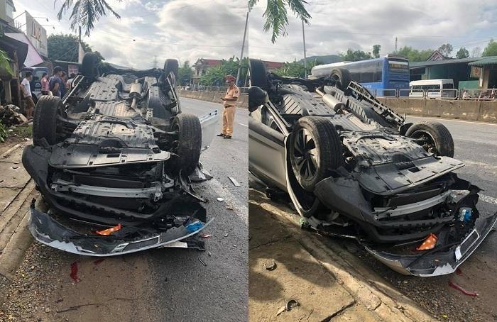 tai nạn giao thông,tai nạn,lật xe,tngt,Đà Nẵng