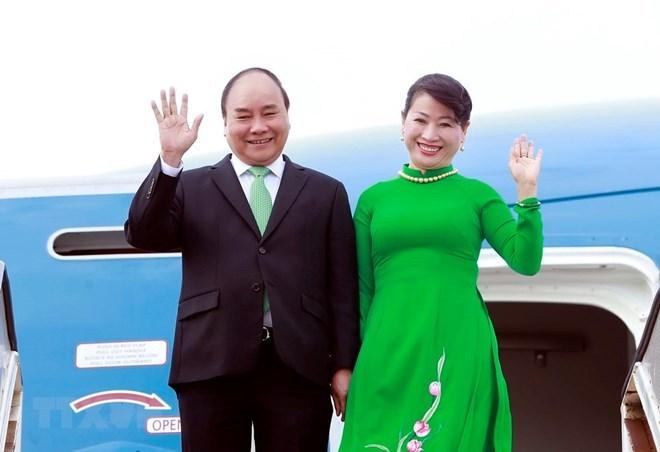 Thủ tướng Nguyễn Xuân Phúc,Nguyễn Xuân Phúc,EU,Liên minh châu Âu
