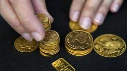 Giá vàng hôm nay 20/10: Lãi suất tăng, vàng cắm đầu giảm