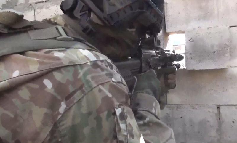 Nga,đặc nhiệm Nga,IS,khủng bố